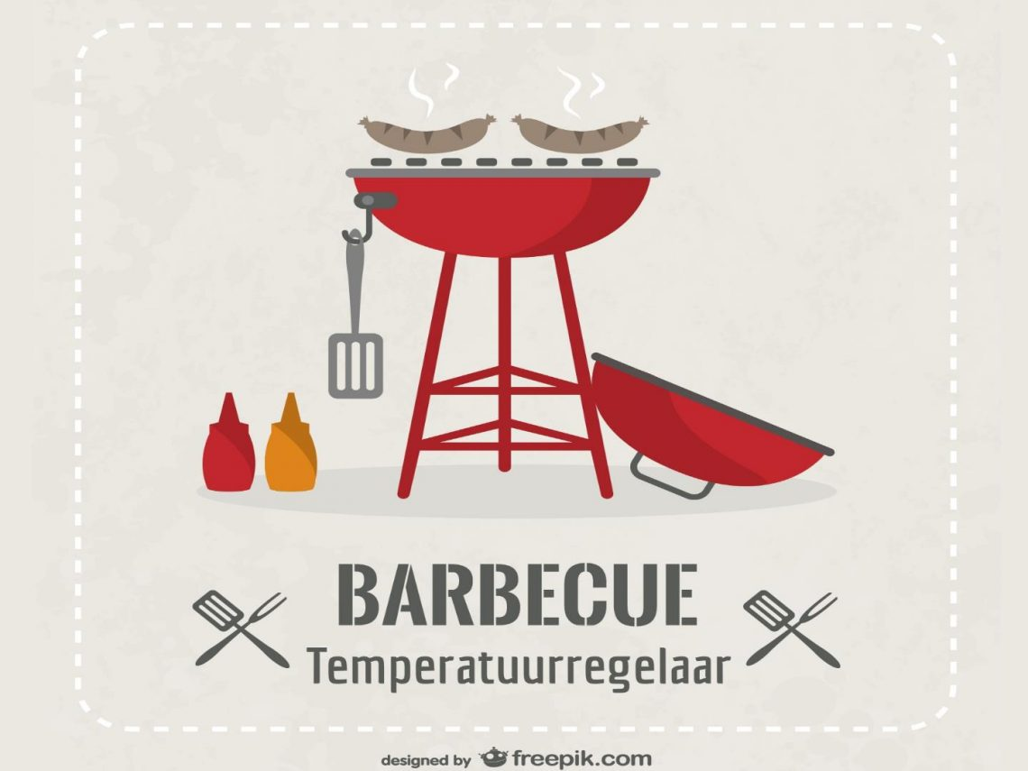 Met een Barbecue temperatuurregelaar heb je altijd perfect vlees! | Huisvanvandaag.nl