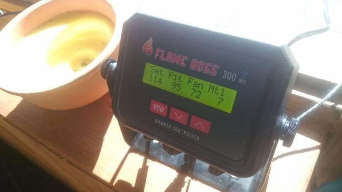 Flame Boss 300 BBQ Temperatuurregelaar | Huisvanvandaag.nl