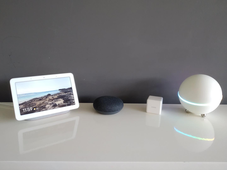 De centrale aansturing ofwel Smart Home HUB