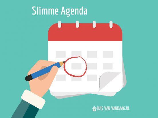 Koppel je agenda aan je Smart Home en schakel automatisch je verlichting.