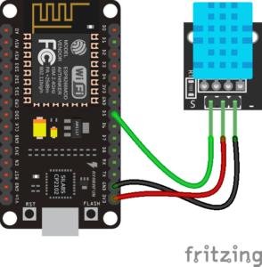 Automatiseer je huis met DHT11 + ESP8266 om zo zelf je eigen hygrometer | Huisvanvandaag.nl