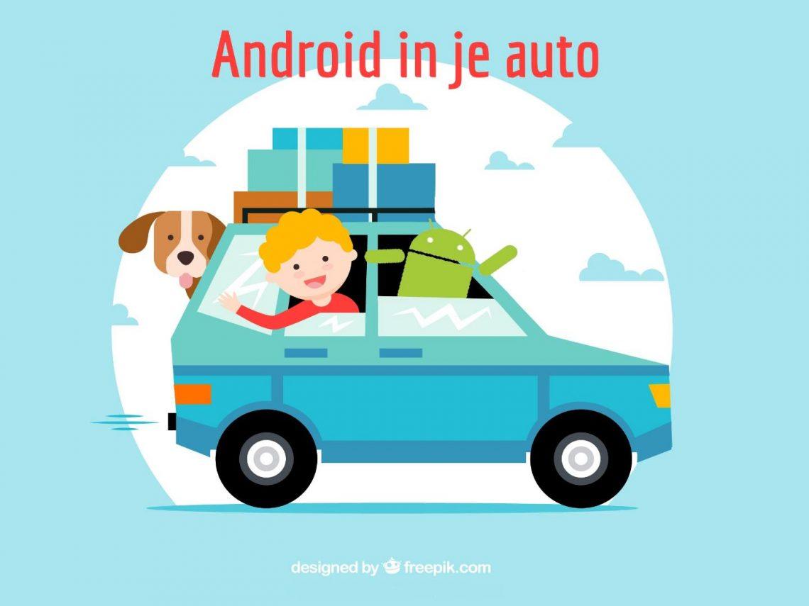 Betaalbare Android systemen voor in je auto   Huisvanvandaag.nl