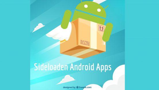 Sideloaden van Android Apps | Huisvanvandaag.nl