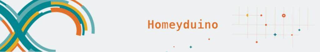 Homeyduino, bouw met goedkope onderdelen je eigen op maat gemaakte sensoren.