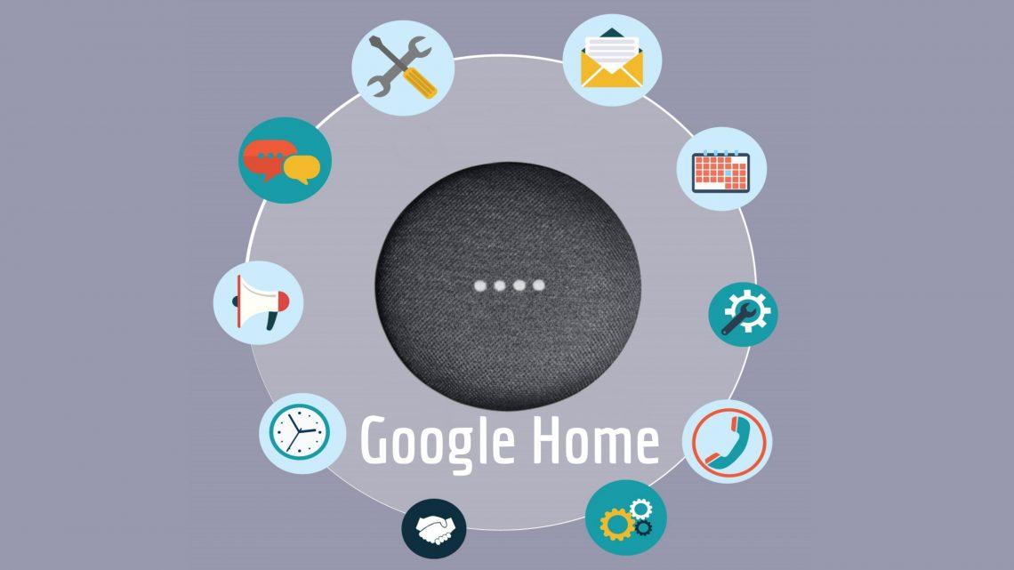 Google Home en Google Assistent | Huisvanvandaag.nl