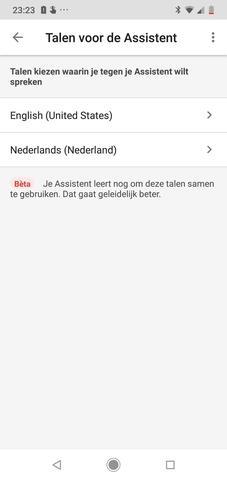 Taal wijzigen en Google Routines instellen | Huisvanvandaag.nl