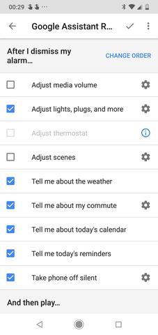 Google Assistent Routines koppelen aan wekker | Huisvanvandaag.nl
