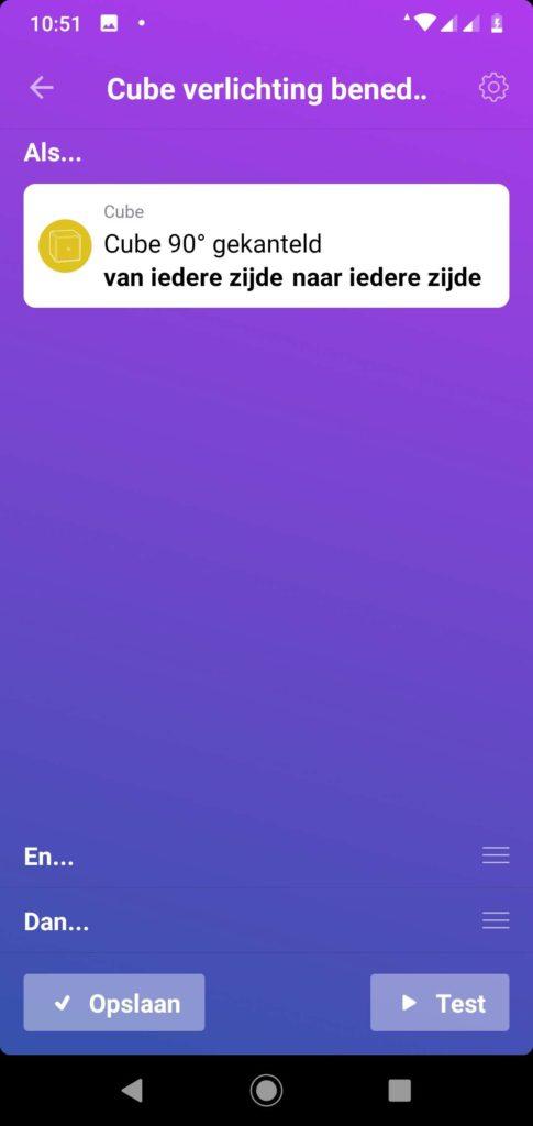 Xiaomi Aqara Magic Cube combineren met Homey | Huisvanvandaag.nl