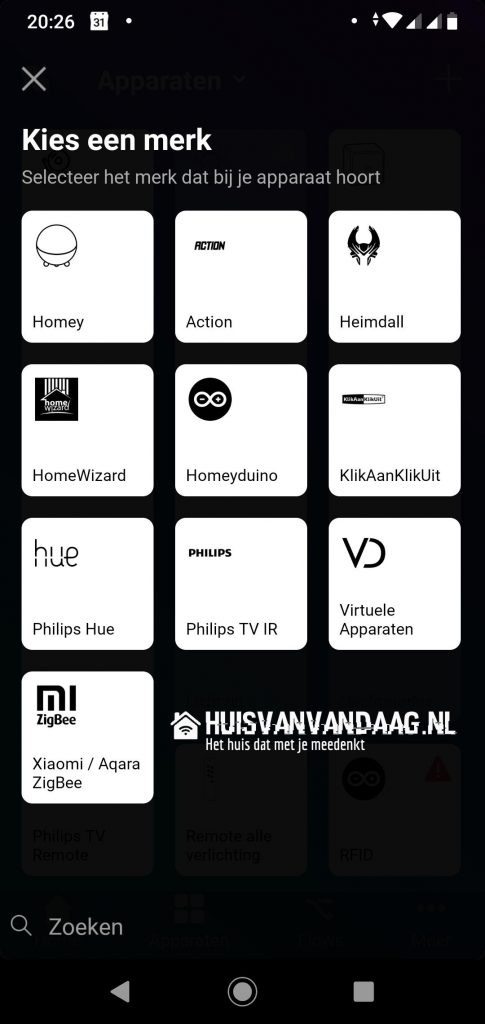 Homeyduino sensor koppelen aan Homey | Huisvanvandaag.nl